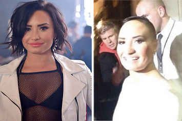 A Photo Of Demi Lovato Has Now Become A Huge Meme Called Poot