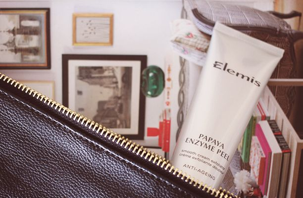Every blog tells me that I need this in my life. Elemis Papaya Enzyme Peel