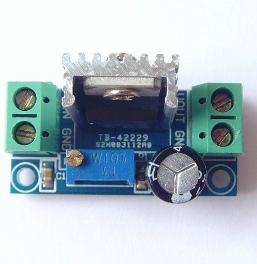 >> Click to Buy << F08408 LM317 DC-DC DC Converter Buck Circuit Board Adjustable Linear Regulator #Affiliate