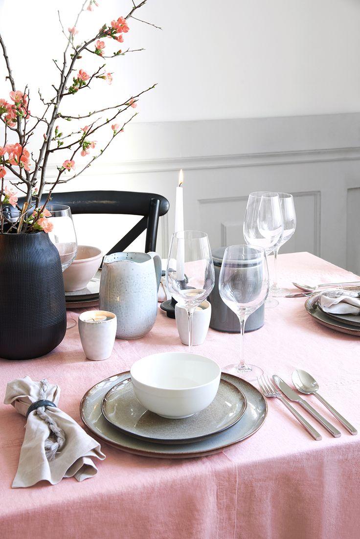 die besten 25 leinentischdecke ideen auf pinterest tischdecken leinentischdecke und hussen. Black Bedroom Furniture Sets. Home Design Ideas