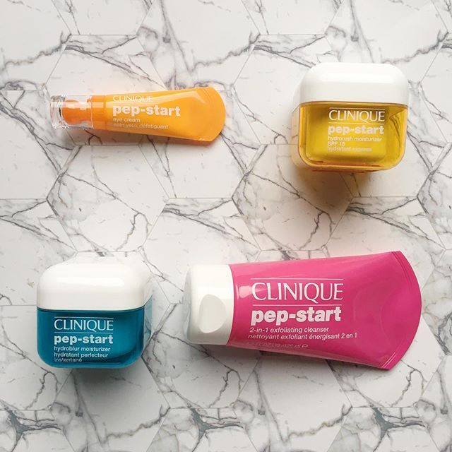 The Clinique Pep-Start skincare range will get your skin prepped for the day ahead. We are loving the Hydroblur and the HydroRush Moisturizers. Buy online now from Australian stockist Kiana Beauty Melbourne, with free shipping within Australia for orders over $50.