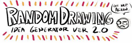 Idea Generator Drawing Generator Easy Drawings Drawing S