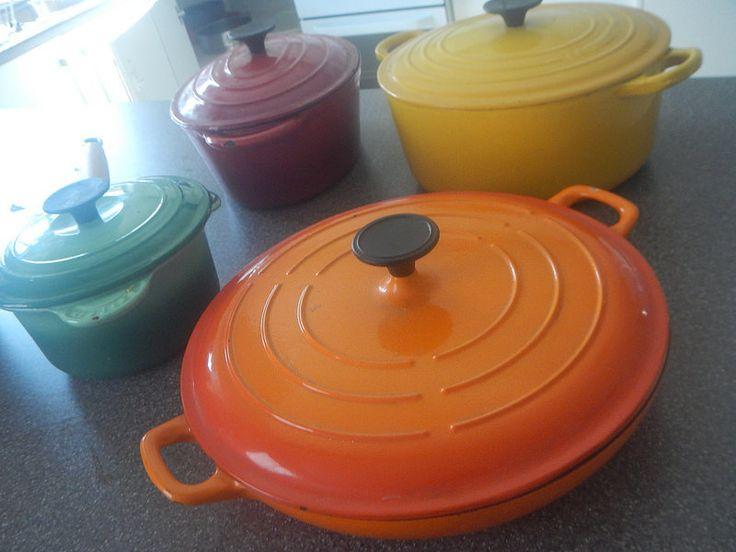 Cast Iron Casserole Dishs