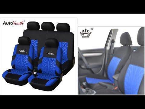 Top 5 Best Cheap Car Seat Covers 2016 !!! Cheap Auto Seat Covers