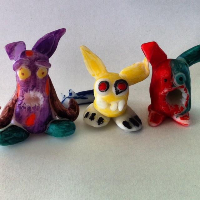 Conejos mutantes Ago-2011