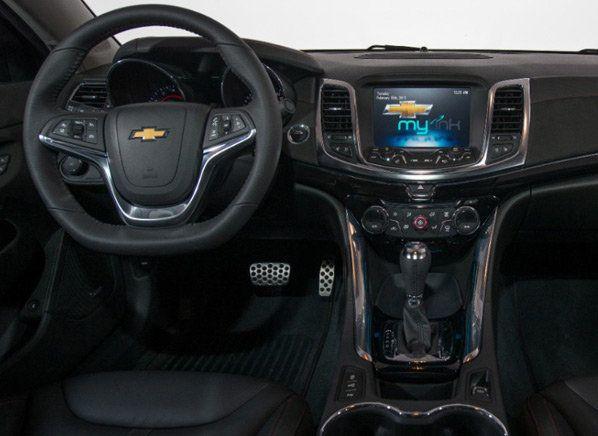 Chevy Impala 2014 SS Interior