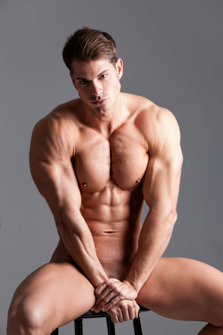 Nu goujons musculaires homosexuels: Chien garon gay zoo