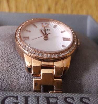 relógio guess original com cristais - relógios guess