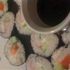 mine ...: Sushi Recipes, Sushi Rolls, Allrecipes Com, Crabs, Rolls Recipe, Crab Sushi, Sushi Roll Recipes, Cream Cheeses