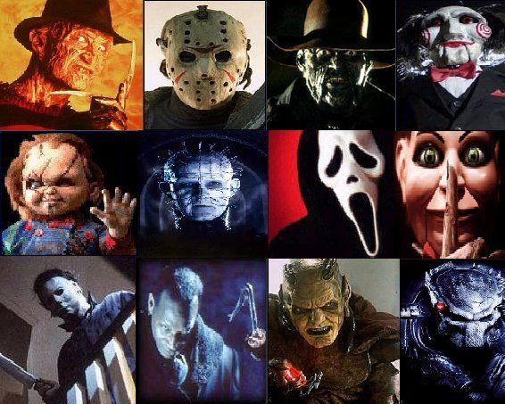 <3 Horror films