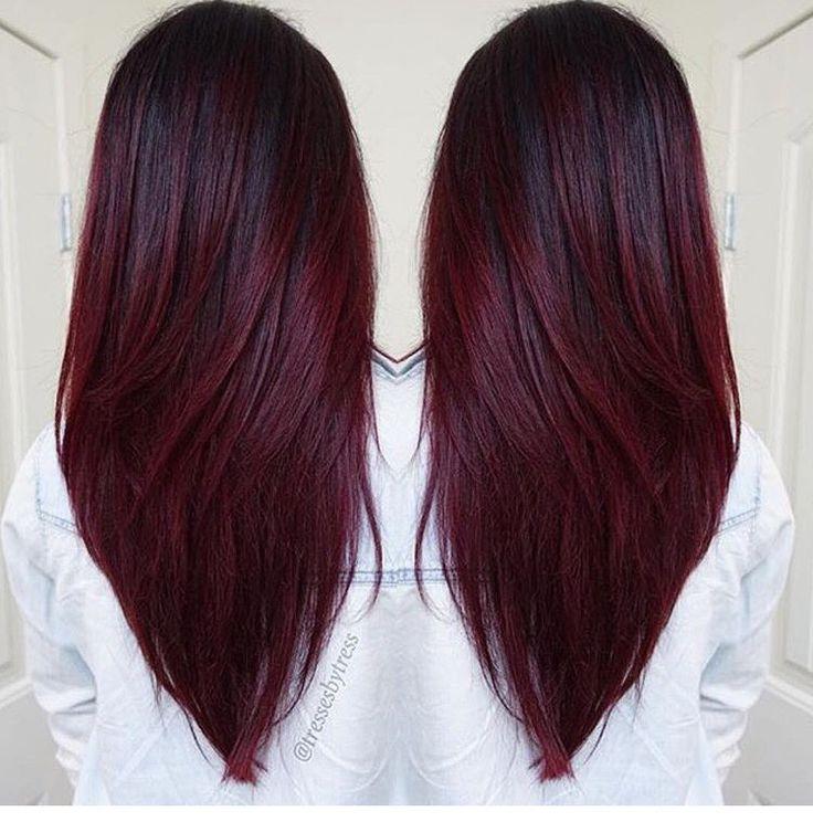 Peachy 1000 Ideas About V Shape Hair On Pinterest Long Hair Fade V Short Hairstyles For Black Women Fulllsitofus