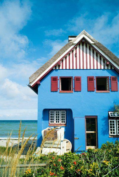 Heiligenhafen, Schleswig-Holstein , Germany ...
