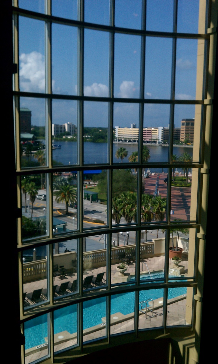 13 best Embassy Suites DT Tampa images on Pinterest | Tampa downtown ...