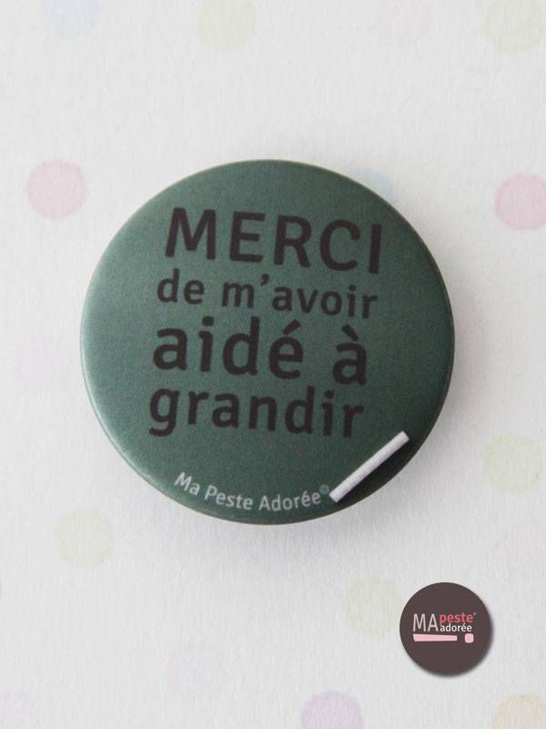 Badge original pour maître ou maîtresse, 2,50€ sur http://www.mapesteadoree.fr/boutique/74-34-mes-crayons-maitresse/1111-badge-merci-tableau.html