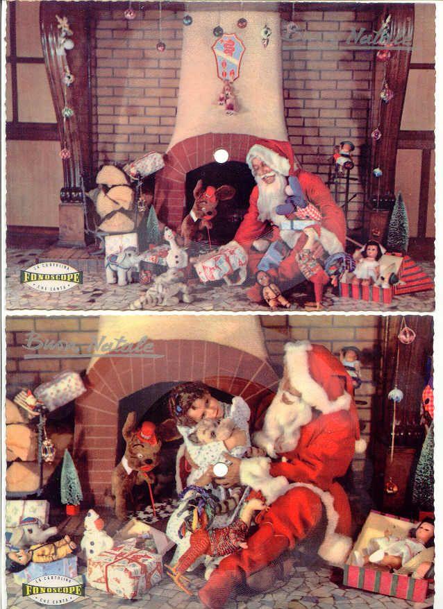Buon Natale, cartoline musicali