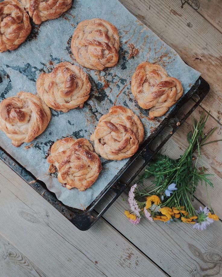 Wonderful cinnamon buns | WishWishWish