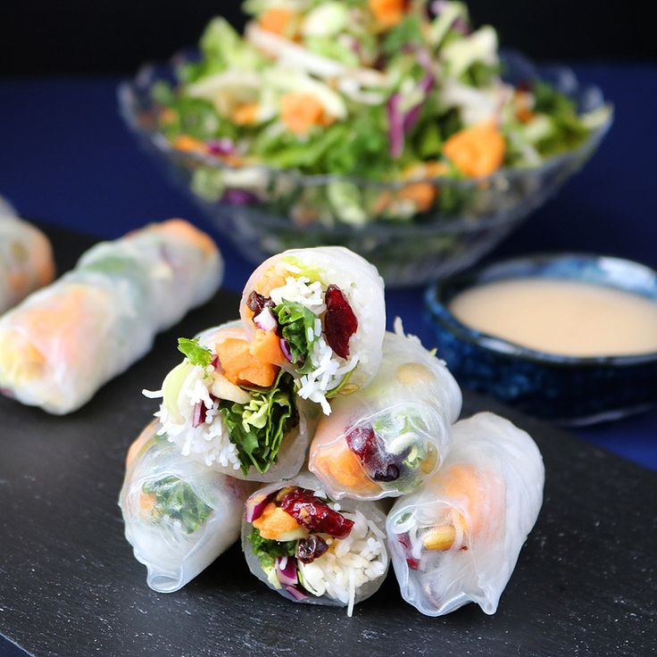 1000 Ideas About Asian Appetizers On Pinterest Chinese