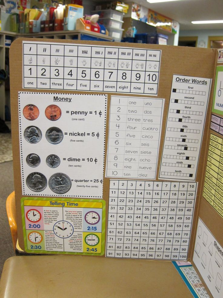 Seusstastic Classroom Inspirations: Mini Office Privacy Partition Ideas & Free Printables