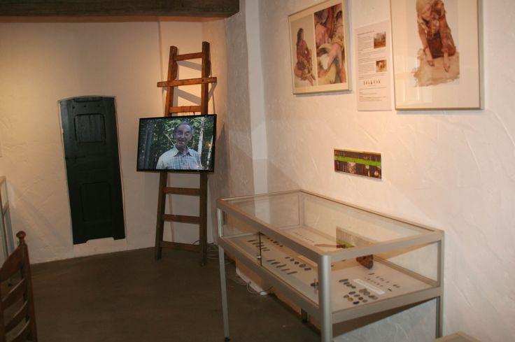 Er worden 2 filmpjes vertoond: -Spookverhalen achter de 2 grafheuvels in Bergeijk -De opgraving van de 10 bronzen bijlen in Hoogeloon.