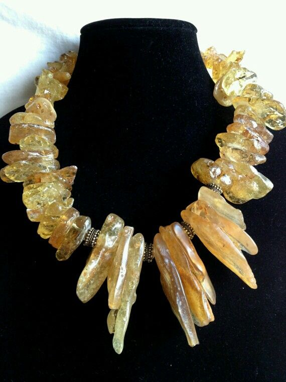Chunky By Design- Chunky Amber ~~~ so making this~~ already have the beads