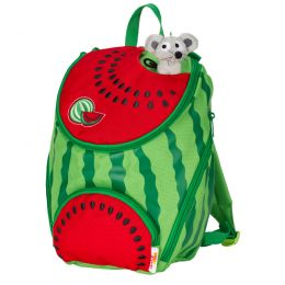 Step By Step Junior Melon Backpack! Juicy Delight! How cute is this? Perfect for little monkey's starting preschool, prep or kindy! #Backpacks #BackToSchool
