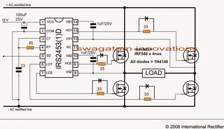 full+bridge+inverter+circuit.png (897×520)