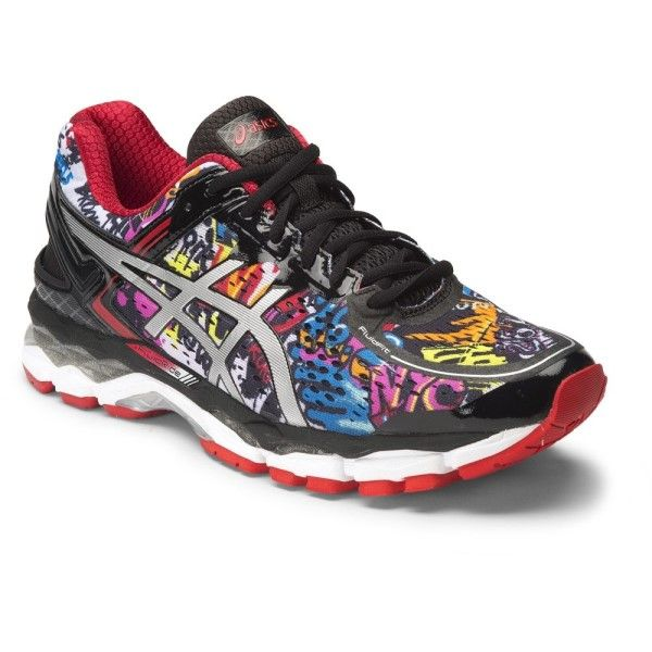 Asics Gel Kayano 22 NYC Marathon Limited Edition - Mens Running Shoes