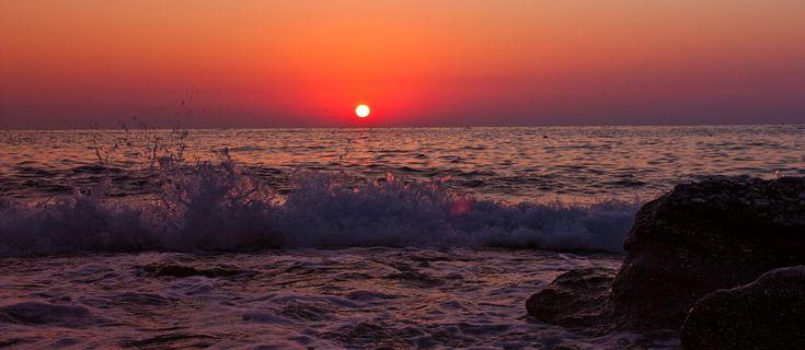 Petani Beach, Kefalonia #BestSunset #BestofGreece