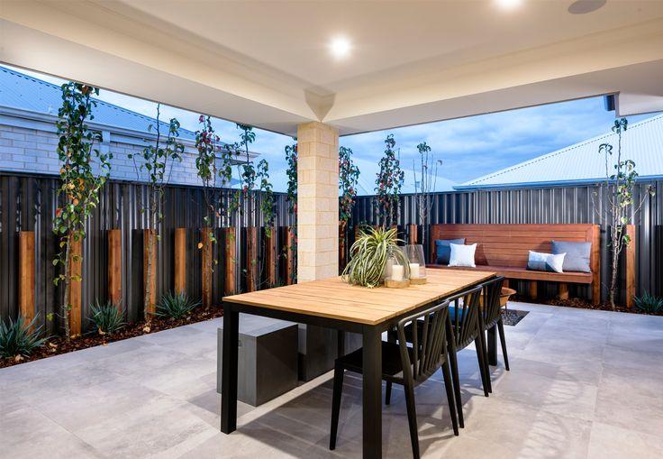 Home Builders Australia | Display Home | New Homes | Outdoor Alfresco | Home Design Inspiration |