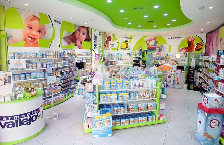 Pharmacy Design   Pharmacy Shop   Retail Design   Drug Store   Pharmacy Shelving and Fixtures   by HMY Yudigar part of the HMY Group, your global shopfitting partner