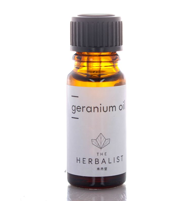 geranium essential oil - (pelargonium graveolens) 100% pure essential oil 10ml e, £10.00