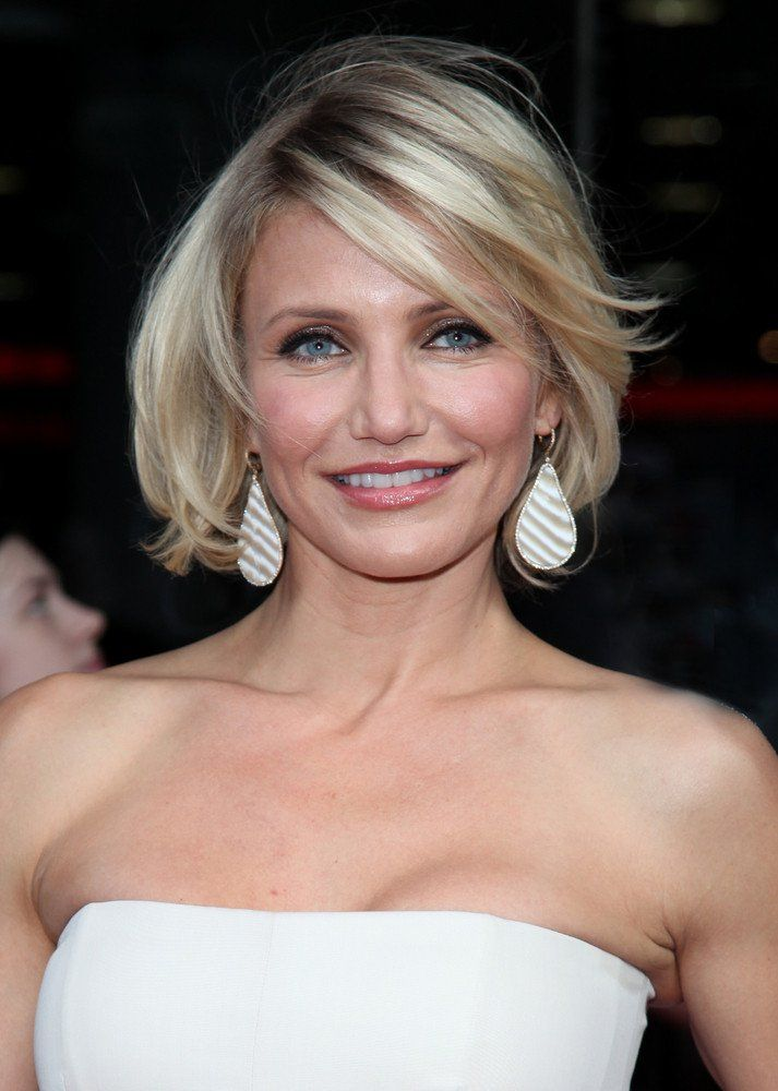 Frisuren Cameron Diaz Cameron Frisuren Hair Short Hair Styles