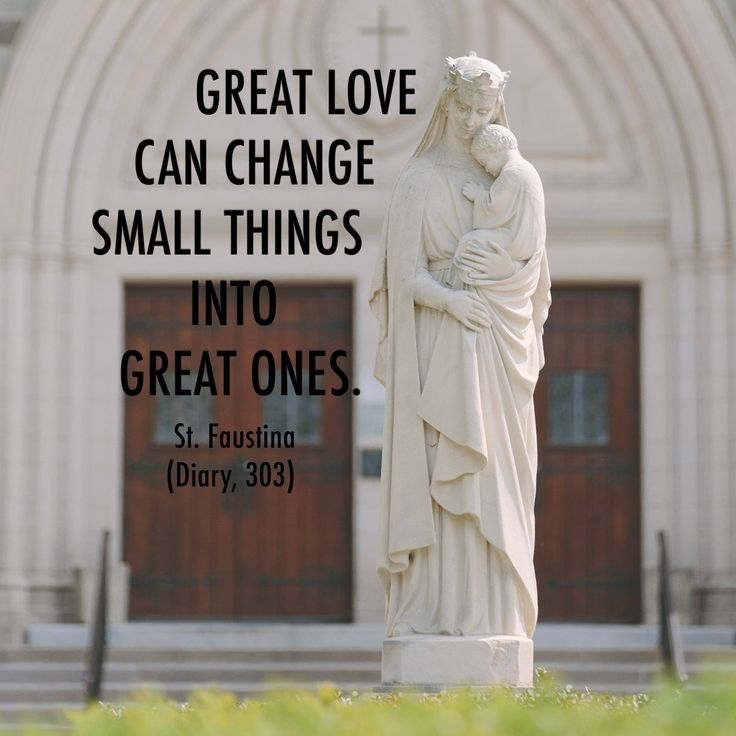 Take a moment to reflect on God's Divine Mercy and love. #ReflectwithMystics