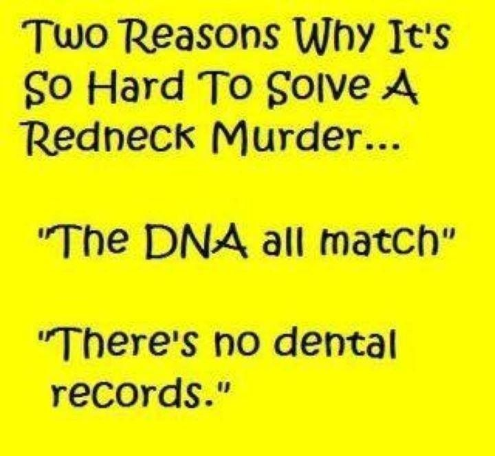 Redneck dating jokes