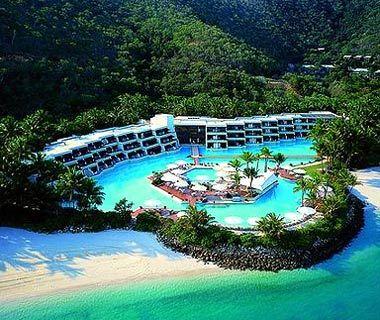 Hayman Island Resort. Hayman Island, Australia