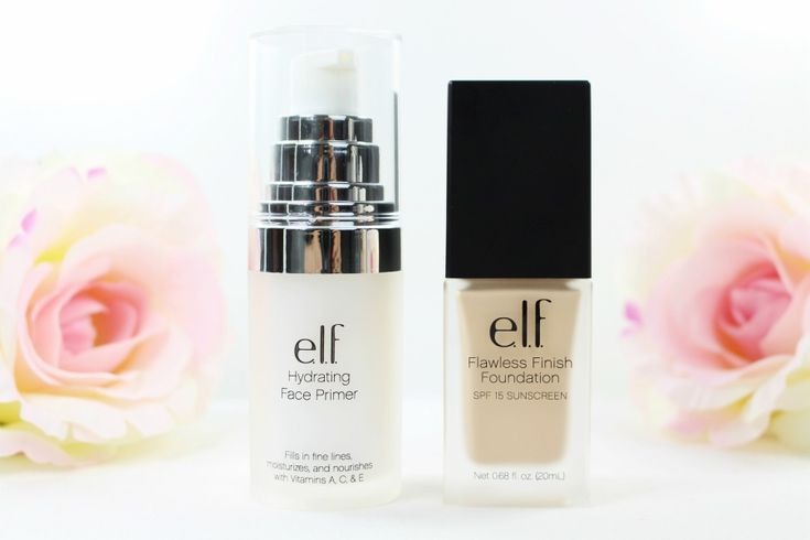 elf Studio Flawless Finish Foundation, elf Flawless Finish Foundation, elf Flawless Finish Foundation Review, elf Flawless Finish Foundation Porcelain Review, elf Studio Hydrating Primer Review, elf Studio Hydrating Face Primer, Foundation für helle ölige Haut, helle Foundation für Mischhaut, Foundation für helle Hauttypen, helle Foundation mit hoher Deckkraft, helles Make up mit starker Deckkraft, helles Make up ohne Gelbstich, Foundation ohne Gelbstich, Foundation mit Lichtschutzfaktor…