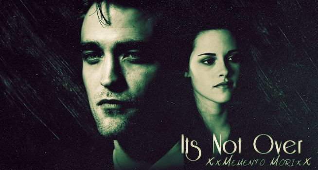 It's Not Over By: XxMemento MorixX After a forced marriage filled with violence, Bella escapes from Edward with their unborn child. Almost four years later, Edward has found her and their daughter and he refuses to let them go. https://www.fanfiction.net/s/7716887/1/It-s-Not-Over