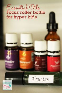 Do you have a kid who needs a little help with stress, anxiety or calming down? This easy DIY focus roller bottle works wonders for hyper kids both for schoolwork and the after school crazy times (you know what I'm talking about!). See the 3 minute video tutorial for how to make this Young Living essential oil blend.