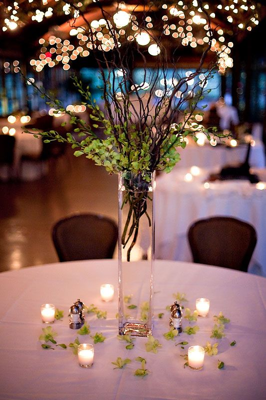 Best 25 Twig Centerpieces Ideas On Pinterest