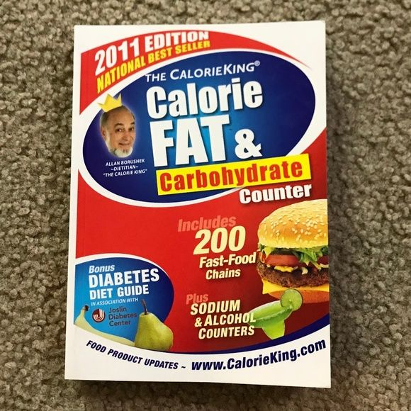 Other - CalorieKing Calorie, Fat, and Carbohydrate Counter