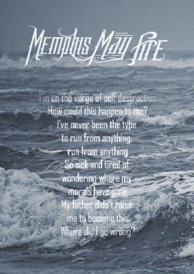 Memphis may fire the abandoned lyrics
