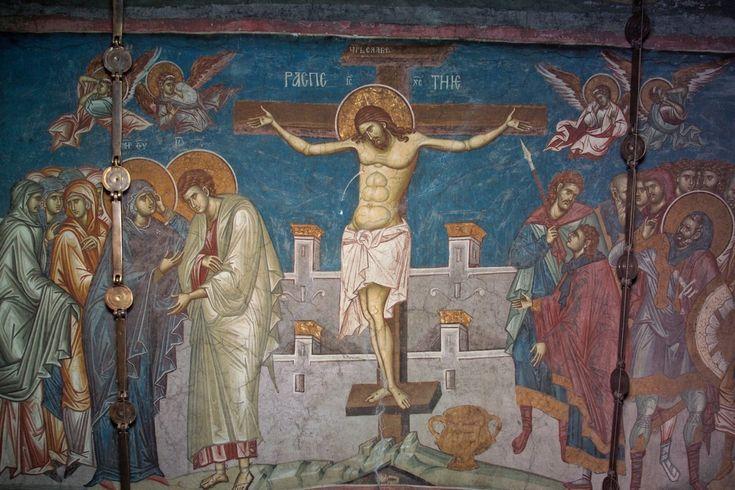 BLAGO   BLAGO : Decani : 26 Crucifixion