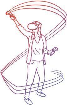 Tilt Brush by Google - Un herramienta para realidad virtual que te permite dibujar en perspectiva.