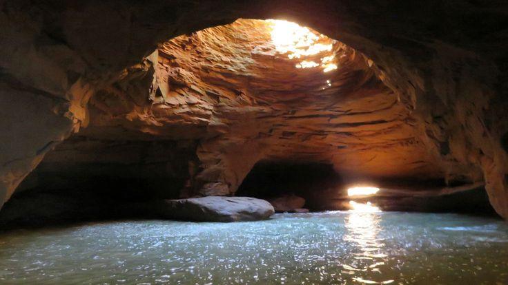 QC - Iles-de-la-Madeleine - Cap-aux-Meules - Excursions en mer - Grotte ...