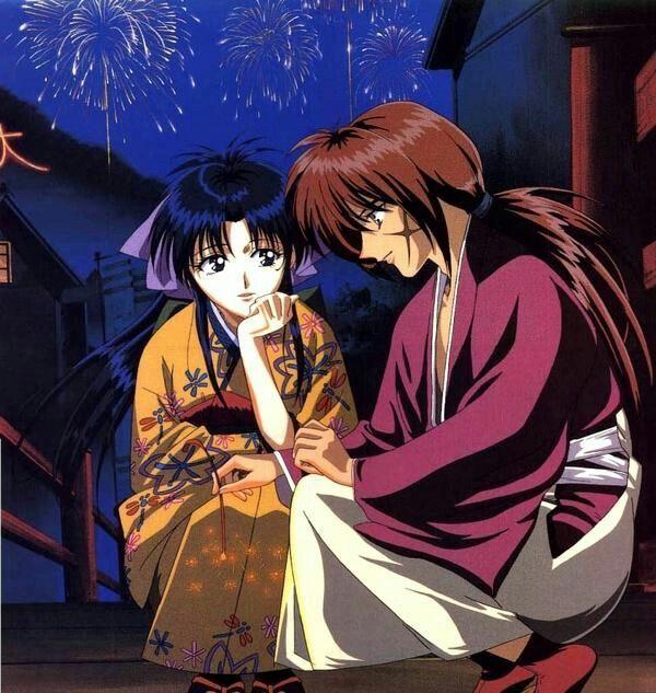 17 Best Kaoru & Kenshin Images On Pinterest