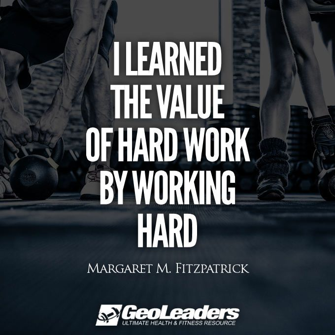 Quote I Learned The Value Of Hard Work By Working Hard Margaret