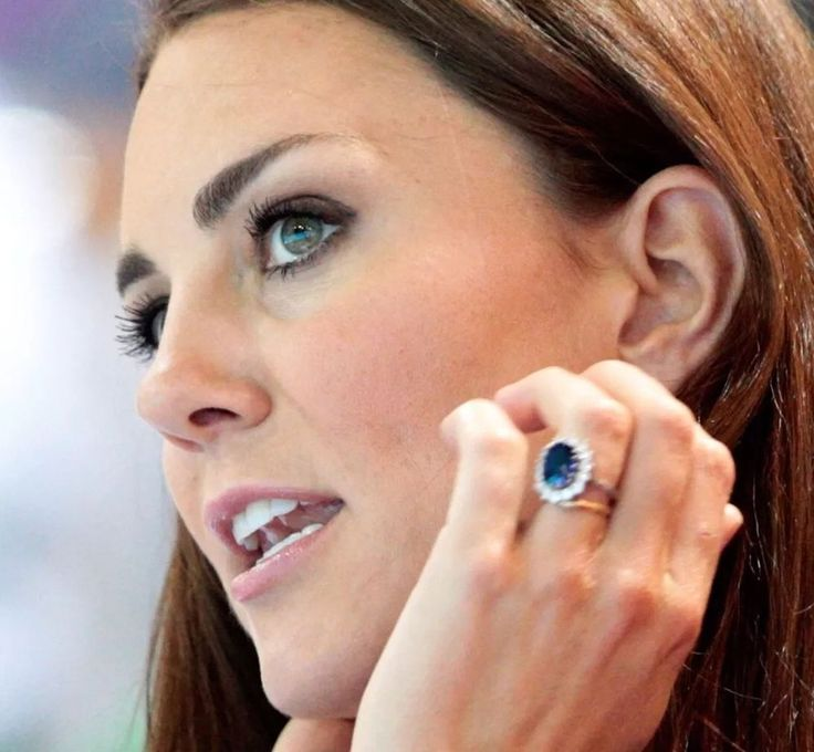 25 best ideas about kate middleton engagement ring on