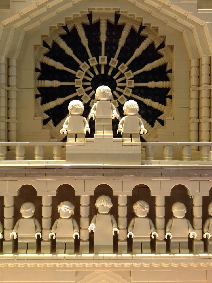 Paris Boutique Lego Des Halles Notre Dame De Paris