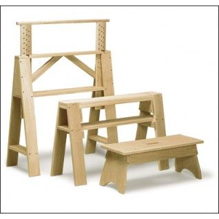 3 great saw horse ideas