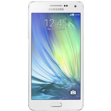 """Samsung Galaxy A3 SM-A300F 4G 16 Gb White  — 11485 руб. —  <span style=""""font-size:14px;color: rgb(255, 0, 255);""""><strong><a target=""""_blank"""" href=""""https://www.mediamarkt.ru/gifts-from-samsung """">Приложения в подарок!</a></strong></span>Samsung Galaxy A3 - это первый смартфон Samsung в цветном металлическом корпусе, отличающийся роскошным инновационным дизайном и великолепным 4,5-дюймовым qHD sAMOLED экраном. Ваши вытянутые вперед руки еще не означают, что снимок безнадежно испорчен. При съемке…"""